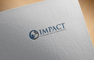 Impact Financial coaching Logo - Entry #122