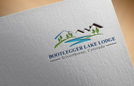 Bootlegger Lake Lodge - Silverthorne, Colorado Logo - Entry #56