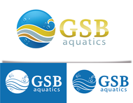 GSB Aquatics Logo - Entry #27