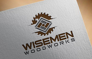 Wisemen Woodworks Logo - Entry #226
