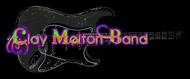 Clay Melton Band Logo - Entry #13