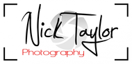 Nick Taylor Photography Logo - Entry #174