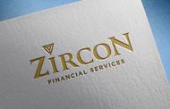 Zircon Financial Services Logo - Entry #354