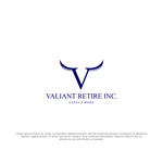 Valiant Retire Inc. Logo - Entry #29