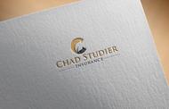 Chad Studier Insurance Logo - Entry #129