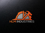 HLM Industries Logo - Entry #52