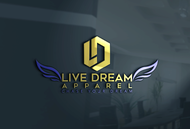 LiveDream Apparel Logo - Entry #161