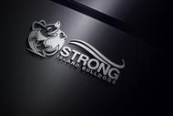 Strong Island Bulldogs Logo - Entry #6