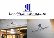 Budd Wealth Management Logo - Entry #165