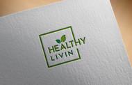 Healthy Livin Logo - Entry #39