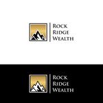 Rock Ridge Wealth Logo - Entry #385
