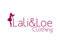 Lali & Loe Clothing Logo - Entry #42