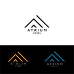 Atrium Hotel Logo - Entry #131