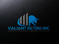 Valiant Retire Inc. Logo - Entry #307
