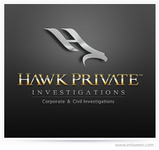 Hawk Private Investigations, Inc. Logo - Entry #72