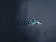 Big Sky Custom Steel LLC Logo - Entry #83