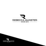 Rebecca Munster Designs (RMD) Logo - Entry #170