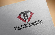 Thoroughbred Transportation Logo - Entry #66