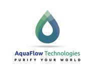 AquaFlow Technologies Logo - Entry #102
