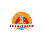Rock Solid Seafood Logo - Entry #15