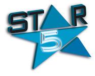 Five Star Logo - Entry #85