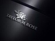 Taylor N Rose Logo - Entry #9