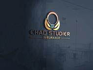 Chad Studier Insurance Logo - Entry #390