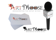 ArtMoose Logo - Entry #62