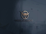 American Diamond Cattle Ranchers Logo - Entry #23