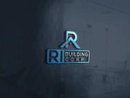 RI Building Corp Logo - Entry #193