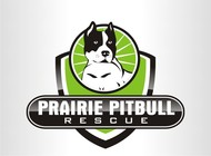 Prairie Pitbull Rescue - We Need a New Logo - Entry #60