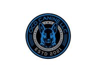 OCD Canine LLC Logo - Entry #233