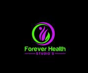 Forever Health Studio's Logo - Entry #49