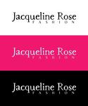 Jacqueline Rose  Logo - Entry #83