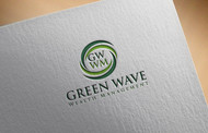Green Wave Wealth Management Logo - Entry #419