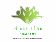 "Looking for ""More Than"" a design Logo - Entry #204"
