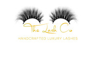 the lash co. Logo - Entry #104