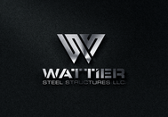 Wattier Steel Structures LLC. Logo - Entry #26