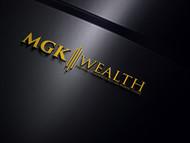 MGK Wealth Logo - Entry #342
