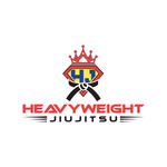 Heavyweight Jiujitsu Logo - Entry #95