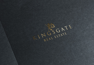 Kingsgate Real Estate Logo - Entry #40