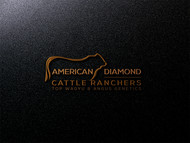 American Diamond Cattle Ranchers Logo - Entry #54