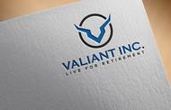 Valiant Inc. Logo - Entry #384