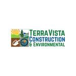 TerraVista Construction & Environmental Logo - Entry #281
