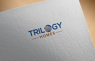 TRILOGY HOMES Logo - Entry #169