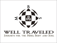 Well Traveled Logo - Entry #42