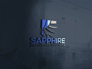 Sapphire Shades and Shutters Logo - Entry #21