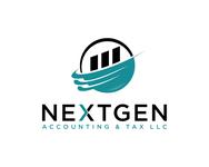 NextGen Accounting & Tax LLC Logo - Entry #163