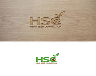 Hemp Seed Connection (HSC) Logo - Entry #2