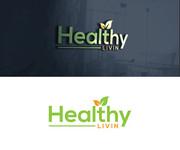 Healthy Livin Logo - Entry #122